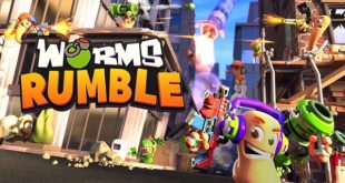 Worms Rumble Game