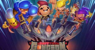 Enter The Gungeon Game