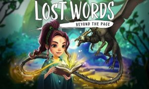 Lost Words Beyond the Page Game