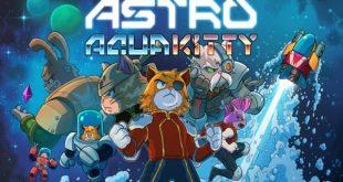Astro Aqua Kitty Game