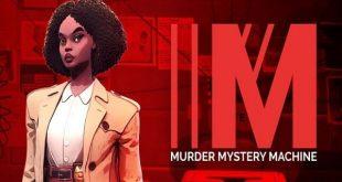 Murder Mystery Machine Game