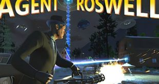 Agent Roswell Game