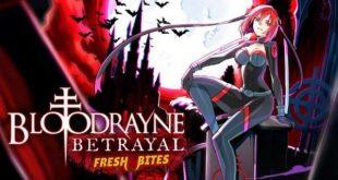 BloodRayne Betrayal Fresh Bites Game